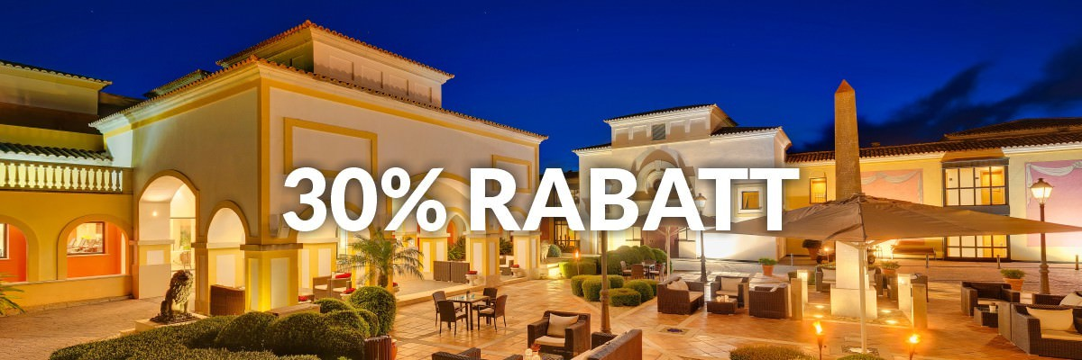 30% Steigenberger Early Booking Rabatt